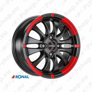 RONAL R59 MB/RED 7.5X18 5X112/45 (76.0) (PKR13) (TÜV) KG860
