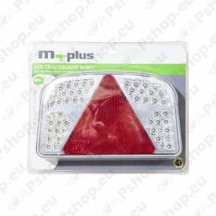 LED TAGATULI 12V PAREM 244X149X48MM BLISTER