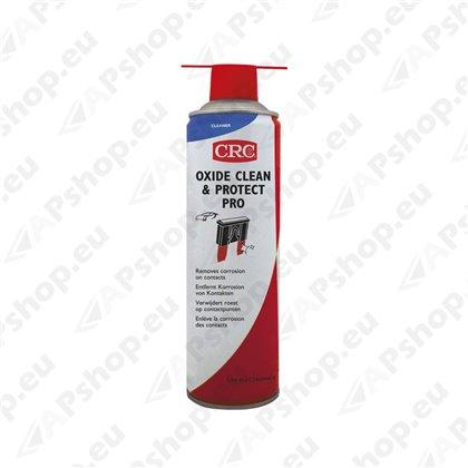 CRC OXIDE CLEAN & PROTECT PRO KONTAKTIDE PUHASTUSÕLI 250ML/AE