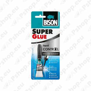BISON SUPER GLUE KIIRLIIM 3G LIQUID CONTROL