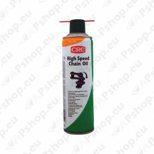 CRC HIGH SPEED CHAIN OIL KETIMÄÄRE 500ML/AE