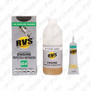 RVS ENGINE PROTECTION & RESTORATION G4. BENSIINIMOOTORILE