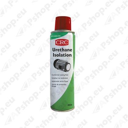 CRC URETHANE ISOLATION URETAANLAKK PUNANE 250ML/AE