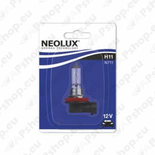 PIRN H11 55W 12V PGJ19-2 BLISTER-1TK NEOLUX