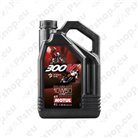 MOTUL motorcycle 4T and 2T Racing oils