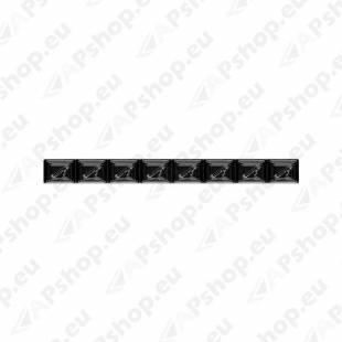 LIIMITAV TASAKAAL PB. MOTO. MUST. 40G (8X5G). 1TK1LEHT. (KARBIS 50 LEHTE)