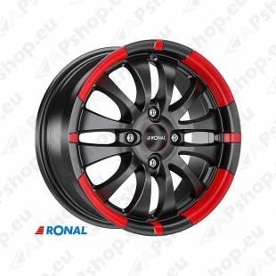 RONAL R59 MB/RED 7.5X17 5X112/48 (76.0) (PKR13) (BRR) (TÜV) KG800