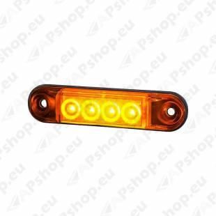 LD2328 KÜLJETULI LED KOLLANE 78X19X11MM 12/24V IP68