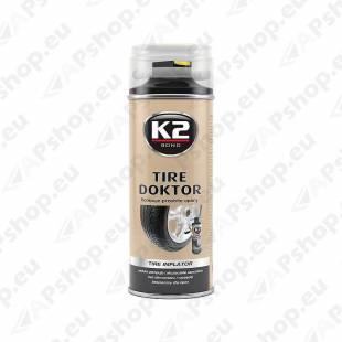 K2 TIRE DOCTOR REHVIPARANDUSVAHT KUNI 14'' 335ML/AE