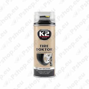 K2 TIRE DOCTOR REHVIPARANDUSVAHT KUNI 16'' 535ML/AE