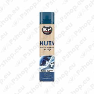 K2 NUTA KLAASIPUHASTUSVAHT 600ML/AE