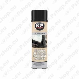 K2 ANTI-GRAVEL BLACK KIVIKAITSE MUST 500ML/AE