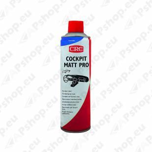 CRC COCKPIT MATT PRO PLASTPINDADE HOOLDUS 500ML/AE