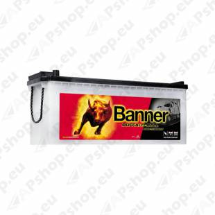 BANNER AKU BUFFALO BULL HIGH CURRENT 150AH 514X189X220 + - 1150A