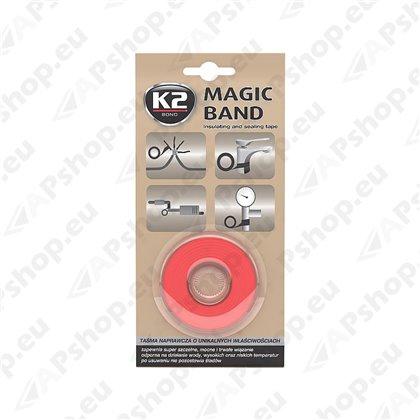 K2 MAGIC BAND ISOLEER- JA TIHENDUSTEIP 2.5CMX163CM
