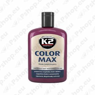 K2 COLOR MAX VÄRVIVAHA BORDOO (LILLA) 200ML