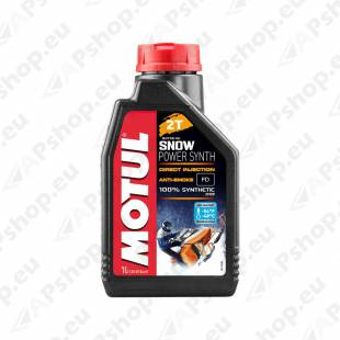 MOTUL SNOWPOWER SYNTH 2T 1L