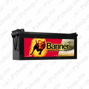 BANNER AKU BUFFALO BULL EFB 190AH 513X223X220 + VASAK 1050A