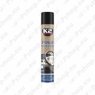 K2 POLO PROTECTANT MAN MATT SALONGIHOOLDUSVAHT 750ML/AE + PUHASTUSLAPP