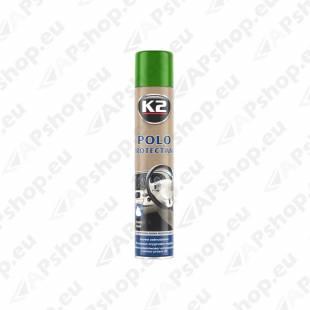 K2 POLO PROTECTANT GREEN TEA MATT SALONGIHOOLDUSVAHT 750ML/AE + PUHASTUSLAPP