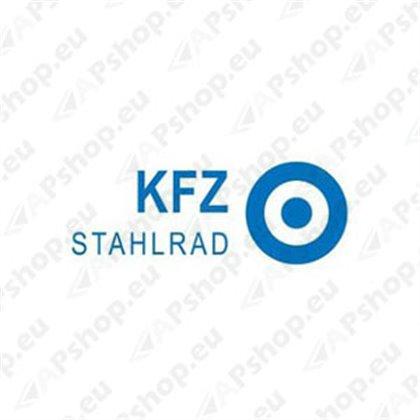 KFZ 6696 6.5X16. 5X120/60 (65.1) PLEKKVELG (SW) (S) (PK/R14) (VW) KG1200
