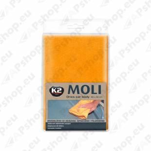K2 MOLI MIKROFIIBER LAPP KUIVATAMISEKS 40X40CM
