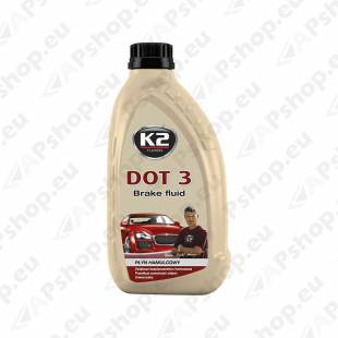 K2 DOT3 PIDURIVEDELIK 500ML