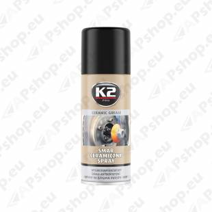K2 CERAMIC GREASE KERAAMILINE MÄÄRE 400ML/AE