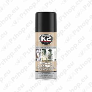 K2 CARB AND INTAKE VALVE CLEANER KARBURAATORI PUHASTUS 400ML/AE