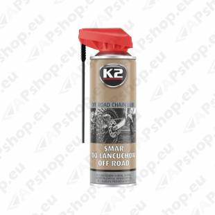 K2 CHAIN LUBE KETIMÄÄRE 500ML/AE