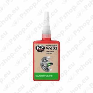 K2 W603 OIL TOLERANT RETAINER ROHELINE LAAGRILIIM 50ML