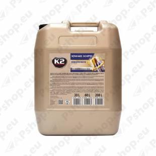K2 MAGNUM 10W40 XHPD 20L (POOLSÜNT.)