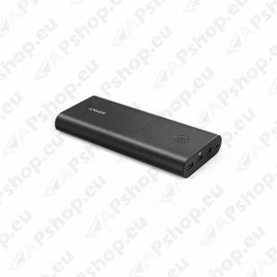 AKUPANK POWERCORE+ 26800 MAH & POWERPORT+ 1 QUICK CHARGE 3.0 ANKER