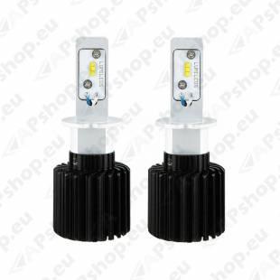 PIRN LED CANBUS 25W 12/24V H3 6000K 4000LM PK22S 2TK BOSMA