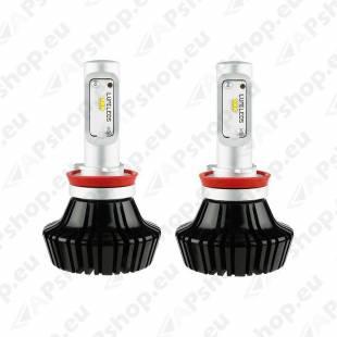 PIRN LED CANBUS 25W 12/24V H8/H11/H16 6000K 4000LM 2TK BOSMA