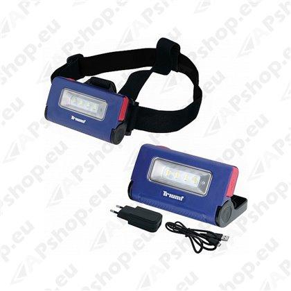 PEALAMP 220LM CREE LED LAETAV 230V / USB. TRIUMF