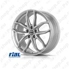RIAL LUCCA S 6.5X17. 4X100/49 (54.1) (S) KG500