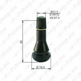 TL-VENTIIL V2-03-1 / TR413. KOOSTATUD. 100TK (TRAX/TUV)