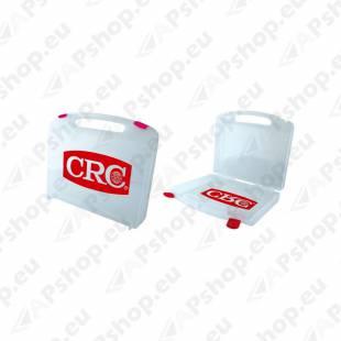 CRC PLASTIC PROMOCASE 5-CAN TOOTENÄIDISTE KOHVER (TÜHI)