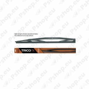KLAASIPUHASTIHARI / KOJAMEES TRICO TX550 550MM