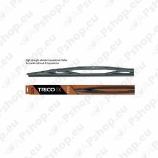 KLAASIPUHASTIHARI/ KOJAMEES 650MM TX650 TRICO