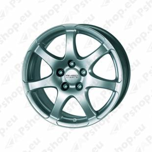 ANZIO LIGHT 7.0X16. 5X115/46 (70.2) (S) (TÜV) KG670 NB! HEA HIND!