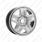 Metal wheels for 4x4 SUVs