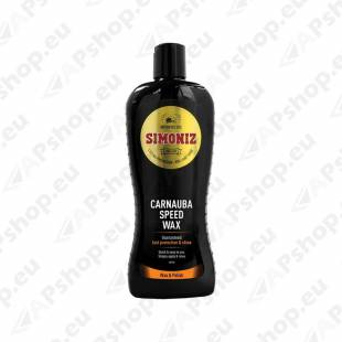 SIMONIZ CARNAUBA SPEED WAX VESIAKTIVISEERUV VAHA 500ML