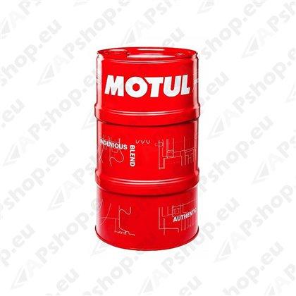 MOTUL 8100 X-CLEAN 5W40 60L