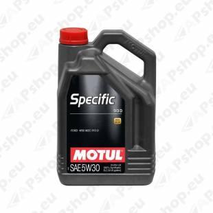MOTUL SPECIFIC 913D 5W30 5L