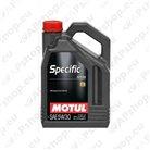 MOTUL SPECIFIC 229.52 5W30 5L