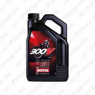 MOTUL 300V FACTORY LINE OFF ROAD RACING 15W60 4L