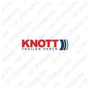 KNOTT AKS.VGB10-M 1050KG B1600 4X100