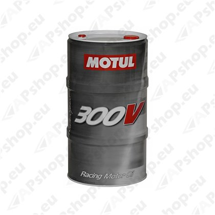 MOTUL 300V CHRONO 10W40 60L
